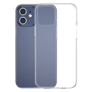 BASEUS θήκη Simple για iPhone 12 mini ARAPIPH54N-02, διάφανη   Αξεσουάρ κινητών   elabstore.gr