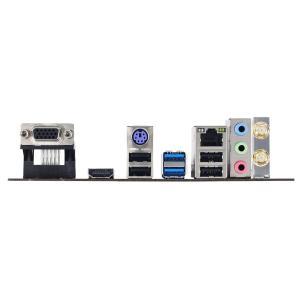 BIOSTAR μητρική H510MHE, 2x DDR4, s1200, USB 3.2, mATX   PC & Αναβάθμιση   elabstore.gr
