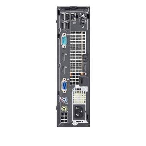 Dell 7010 USFF i3-3220/4GB DDR3/320GB/No ODD/7P Grade A Refurbished PC   Refurbished   elabstore.gr