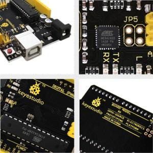 KEYESTUDIO UNO R3 development board KS0001, συμβατό με Arduino   Gadgets - Αξεσουάρ   elabstore.gr