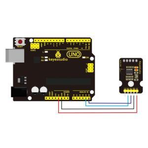 KEYESTUDIO ADXL345 3-Axis acceleration module KS0012, για Arduino   Gadgets - Αξεσουάρ   elabstore.gr