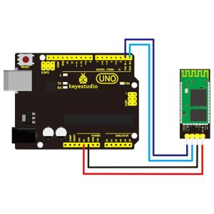 KEYESTUDIO bluetooth module KS0055, συμβατό με Arduino   Gadgets - Αξεσουάρ   elabstore.gr