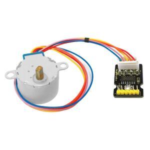 KEYESTUDIO stepper motor driver module και stepper motor KS0140, 5V   Gadgets - Αξεσουάρ   elabstore.gr