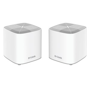 D-LINK COVR-X1862 AX1800 Dual-Band Whole Home Mesh Wi-Fi 6 System (2-Pack) | ΔΙΚΤΥΑΚΑ / SMART HOME | elabstore.gr