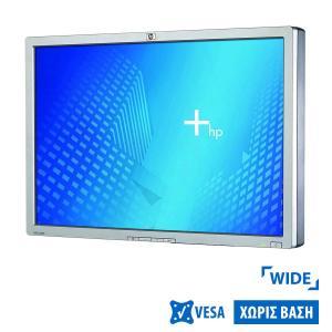 "Used Monitor LP2465 TFT/HP/24""/1920x1200/Wide/Silver/Black/No Stand/Grade B/2 x DVI-I & USB HUB   Refurbished   elabstore.gr"