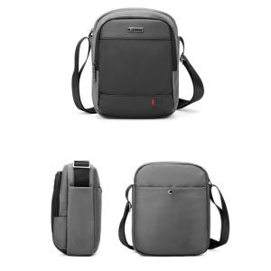 ARCTIC HUNTER τσάντα ώμου K00063-GY, αδιάβροχη, γκρι | Οικιακές & Προσωπικές Συσκευές | elabstore.gr