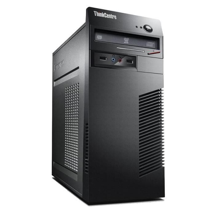 LENOVO PC M73 MT, i3-4130, 4GB, 500GB HDD, DVD, REF SQR   Refurbished PC & Parts   elabstore.gr
