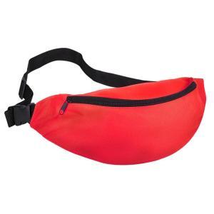 Τσάντα μέσης 62824, δυο θέσεων, 38x8x15cm, κόκκινη   Οικιακές & Προσωπικές Συσκευές   elabstore.gr