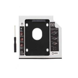 Θήκη σληρού δίσκου HDD (Caddy) 12.7mm RACK-CADDY/HDD/12.7-02BK | Περιφερειακά | elabstore.gr