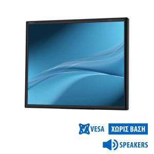 """Used Monitor 195VXM TFT/Nec/19""""/1280x1024/Black/No Stand/w/Speakers/D-SUB & DVI-D   Refurbished   elabstore.gr"""