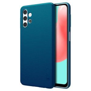 NILLKIN θήκη Super Frosted Shield για Samsung Galaxy A32 5G, μπλε   Αξεσουάρ κινητών   elabstore.gr