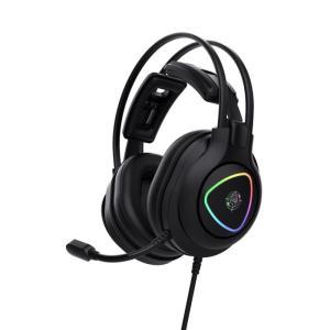 Headphone Zeroground RGB USB 7.1 HD-3100G KEIJI PRO   HEADPHONES   elabstore.gr