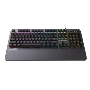 Keyboard Optical/Mechanical RGB Zeroground KB-3500G NAITO   KEYBOARDS   elabstore.gr