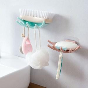 Βάση σαπουνιού BTHU-0005, πλαστική, πράσινη | Οικιακές & Προσωπικές Συσκευές | elabstore.gr