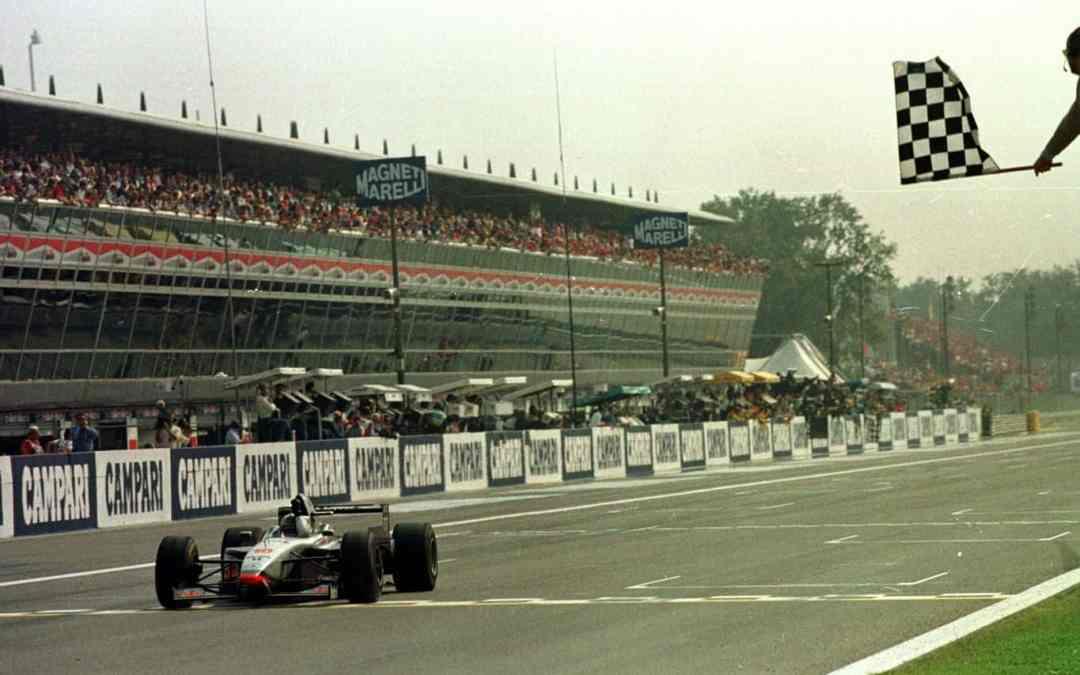 El tercer pedal de McLaren