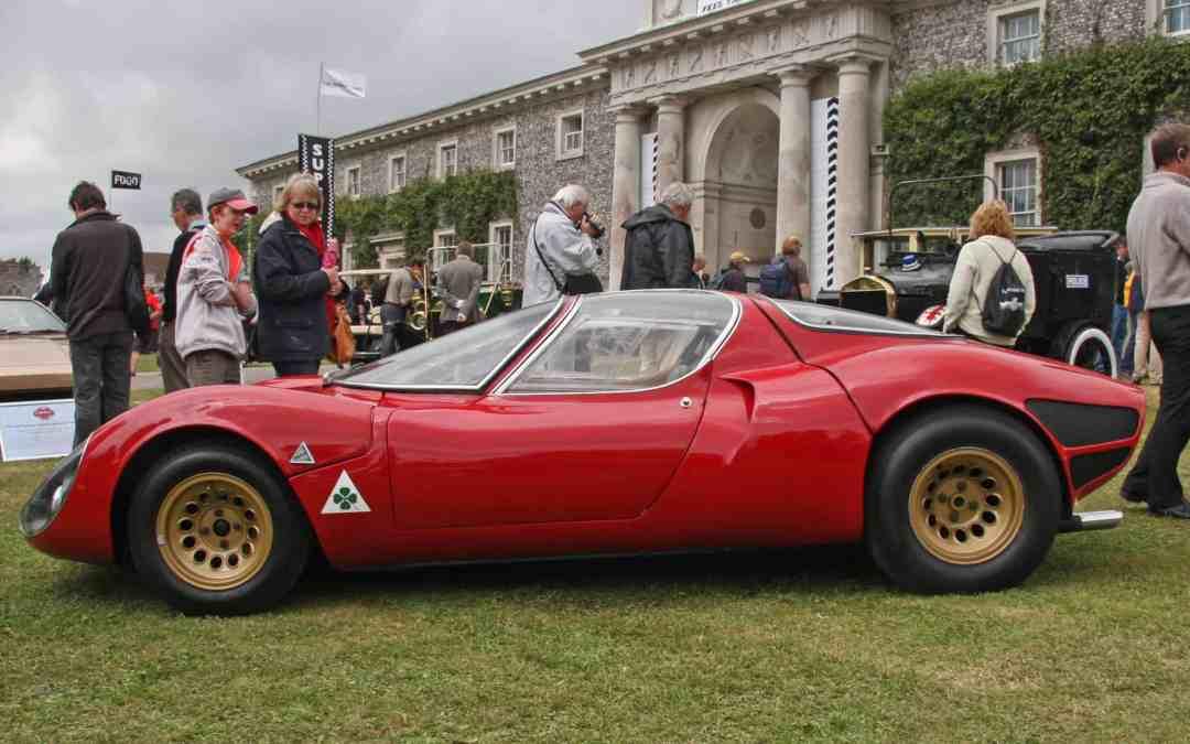 El Quadrifoglio Verde, la suerte de Alfa Romeo