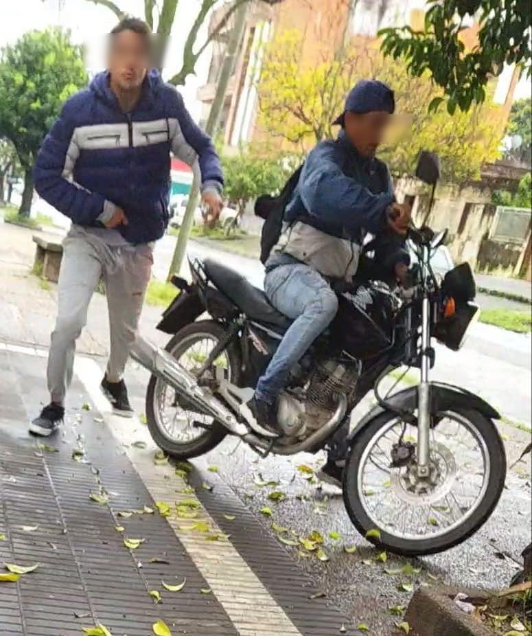 Detuvieron a los motochorros que se volvieron virales
