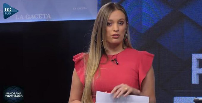 Carolina Servetto contra Alperovich: «Fue una falta de respeto»
