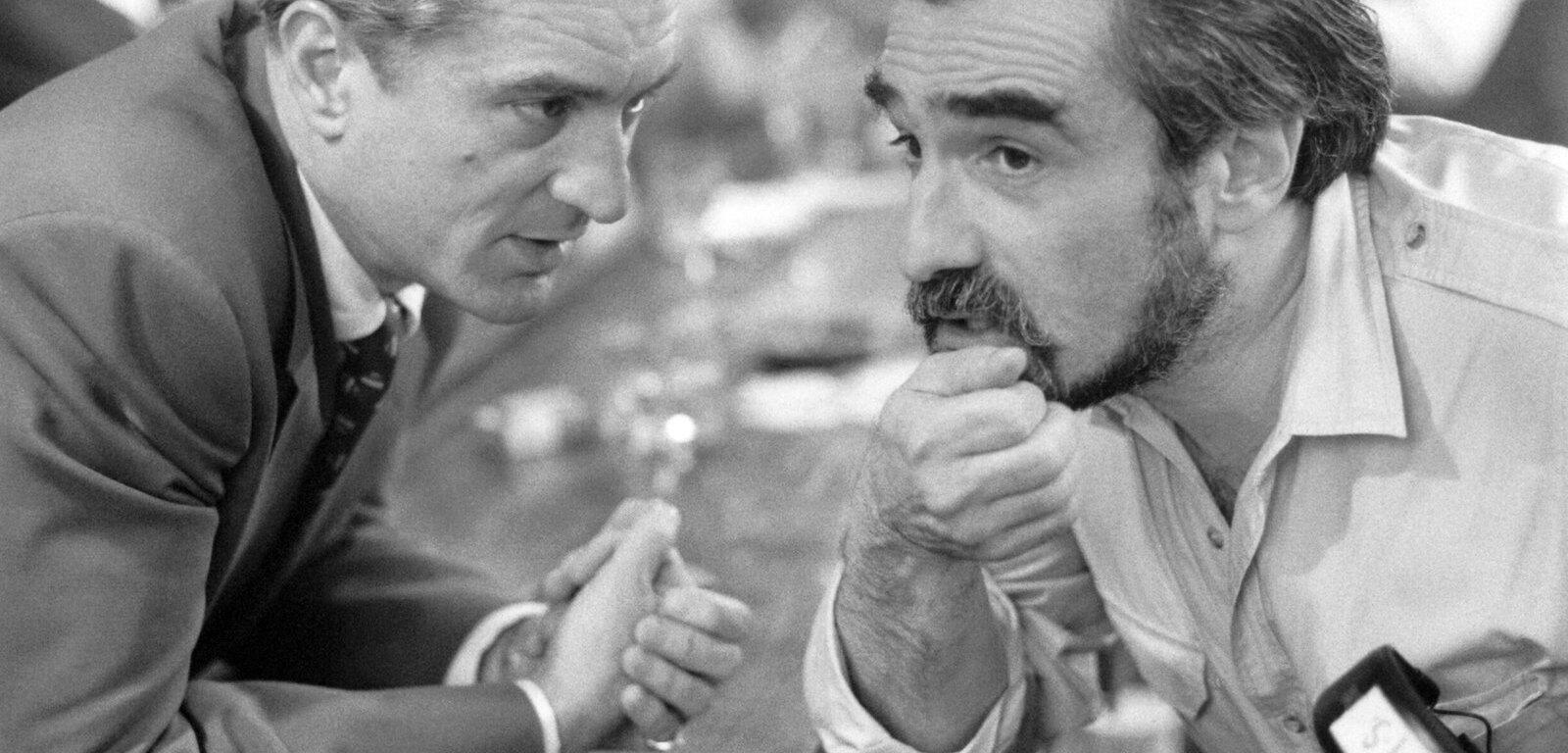 Robert De Niro y Martin Scorsese repasaron su increíble trayectoria juntos