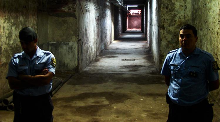 Muerte en el penal de Villa Urquiza