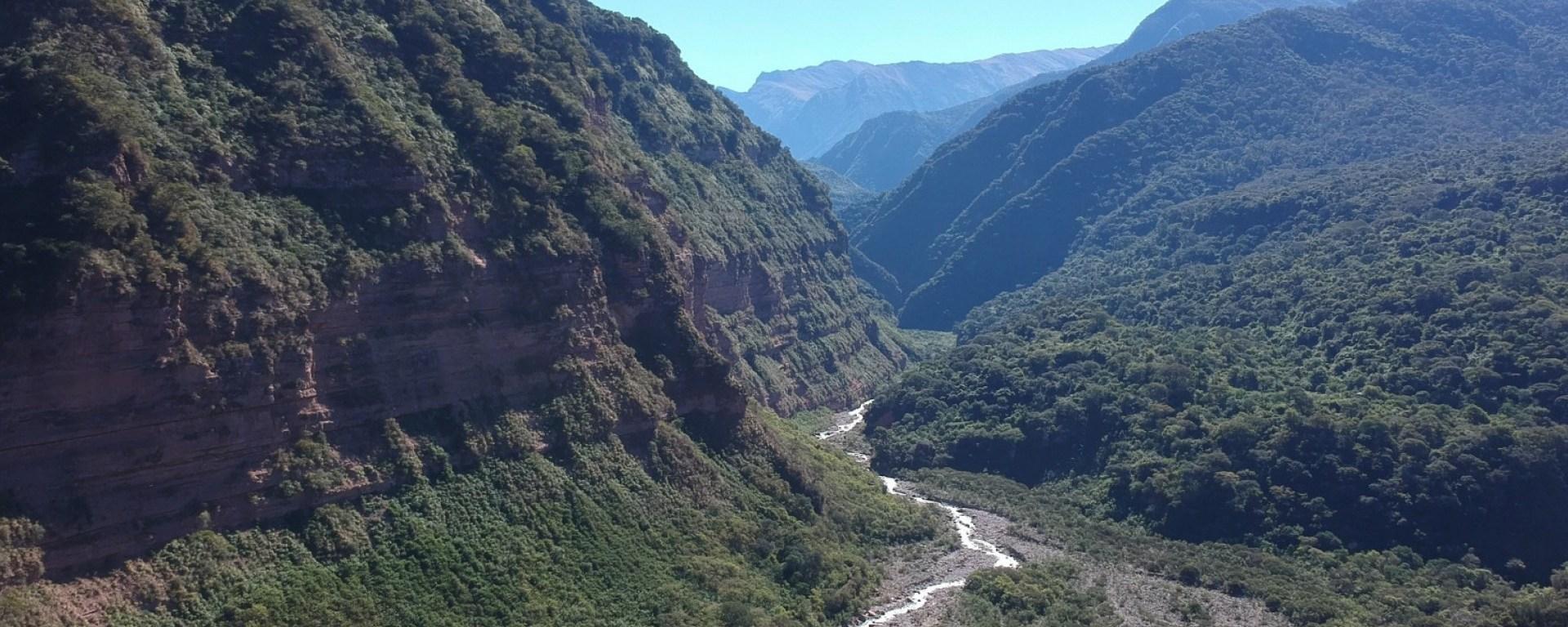 Argentina es rica en diversidad biogeográfica
