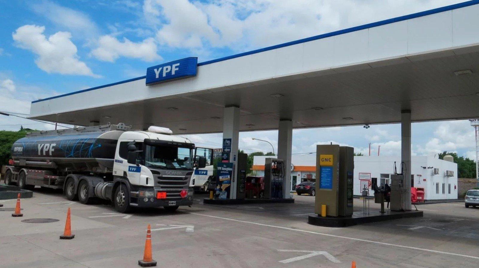Nueva suba en el precio de los combustibles