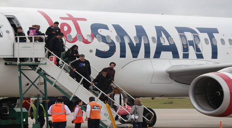 Cuatro líneas aéreas unen Tucumán a Argentina