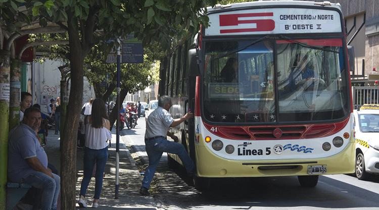¿Aumentará la tarifa de colectivo?