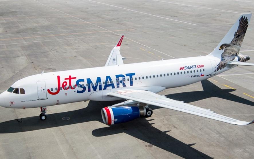 Presentación de JetSmart en Tucumán