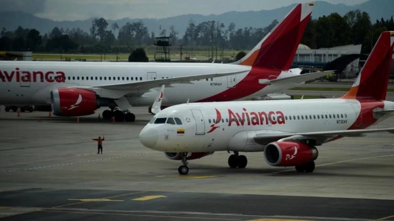 Proyecto de emergencia en el sector aerocomercial