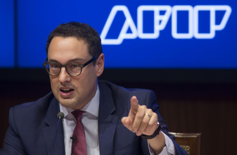 «Vemos los aumentos de recaudación difundidos entre los impuestos», agregó Cuccioli