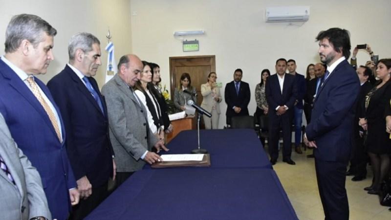 Asumieron dos fiscales en Tucumán