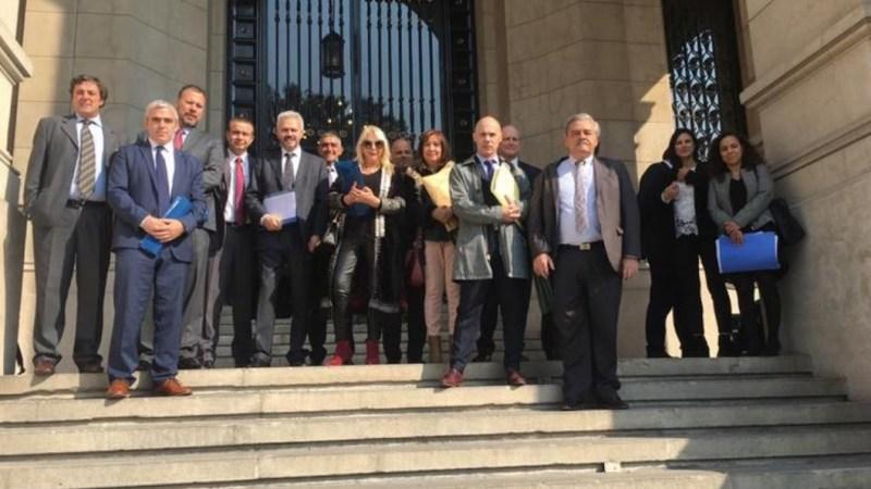 «Los gobernadores han exigido una compensación», dijo Nazur