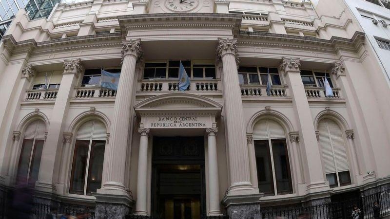 El Banco Central perdió reservas