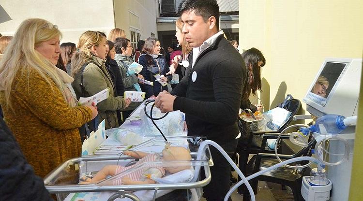Tucumán fue sede de una jornada de Enfermería Neonatal