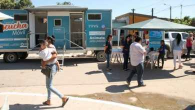 Photo of Carpas Itinerantes de distintos Ministerios llegaron a Las Talitas