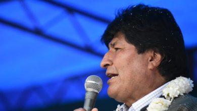 Photo of El escrache a Evo Morales