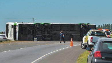Photo of Detención del chofer del micro del accidente de la Ruta 2