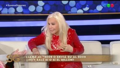 Photo of Susana despidió el año con una sorpresa