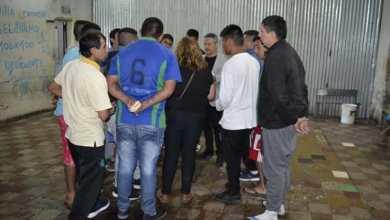 Photo of El penal de Villa Urquiza recibió al Comité Contra la Tortura
