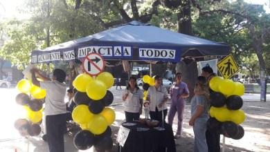 Photo of Realizaron una campaña para concientizar sobre los accidentes de tránsito
