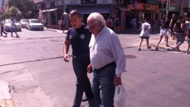 Photo of Un aspirante de la policía se volvió viral