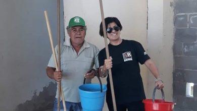 Photo of Revanchismo-  Intendente peronista mandó a una periodista a limpiar los pisos en la Terminal