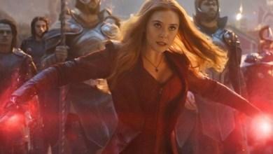 """Photo of Marvel terminó el rodaje de """"WandaVision"""" con una divertida fiesta"""