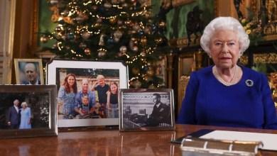 Photo of La familia real también mira televisión