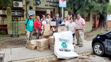 Photo of Tafí Viejo sigue apostando al reciclaje
