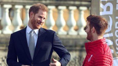 Photo of El príncipe Harry volvió a aparecer en público