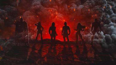 """Photo of Primeras imágenes de Richard Madden como uno de los """"Eternals"""""""