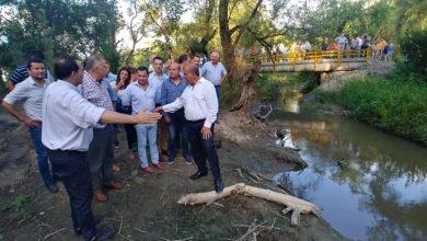 Photo of El puente en Atahona esta a punto de ser inaugurado