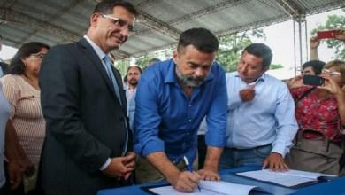 Photo of Firmaron un importante acuerdo entre provincia y nación